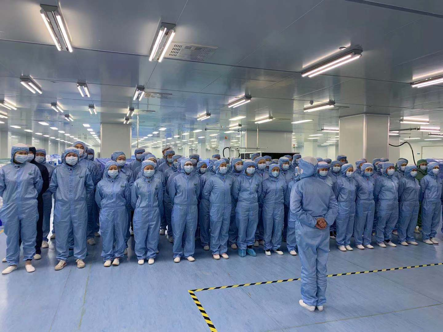 How does the factory of Winner Medical Ensure the Production during the Coronavirus?