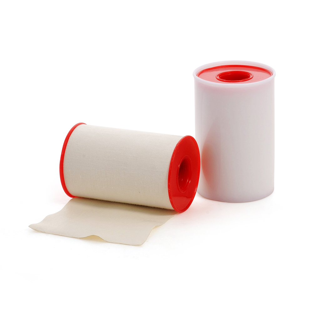 saline cotton wipes